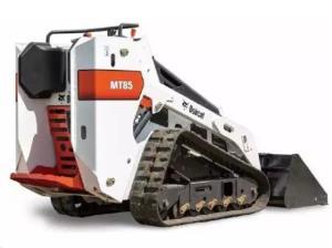 Bobcat Mini Track Loader Safety - YouTube