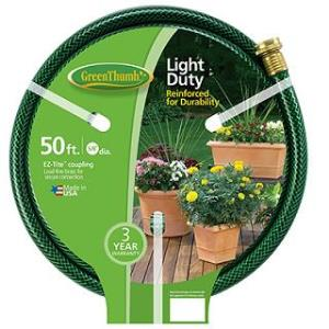 Where to find HOSE - 5 8  X 50  GARDEN HOSE in New York City Metro Area