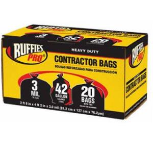 Where to find CONTRACTOR BAGS - 20CT in New York City Metro Area