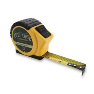 Where to find TAPE MEASURE - 25 in New York City Metro Area