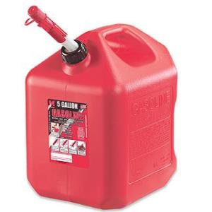 Where to find GAS CAN - 5 GALLON RED in New York City Metro Area