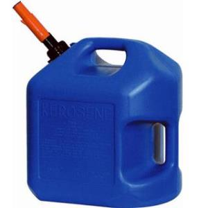 Where to find KEROSENE CAN - 5 GALLON BLUE in New York City Metro Area