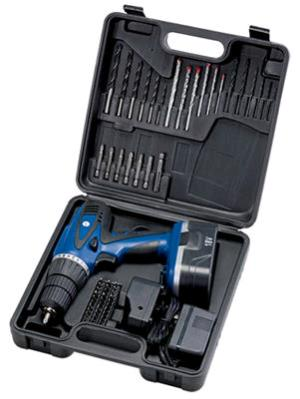 Where to find 18V CORDLESS DRILL KIT in New York City Metro Area