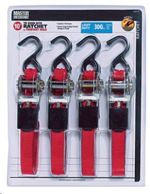 Where to find RATCHET W TIE DOWN - 4PK in New York City Metro Area