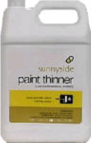 Where to find PAINT THINNER - GALLON in New York City Metro Area