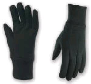 Where to find GLOVES - BLACK in New York City Metro Area