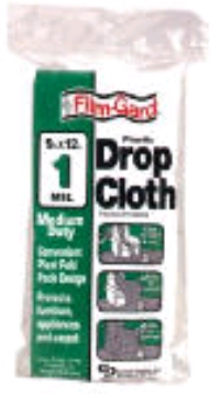 Rental store for DROP CLOTH - 9 X12  PLASTIC in New York City Metro Area NJ