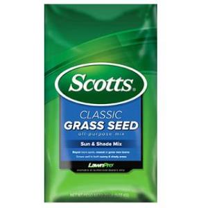 Where to find GRASS SEED-20LB CLASSIC SUN   SHADE in New York City Metro Area