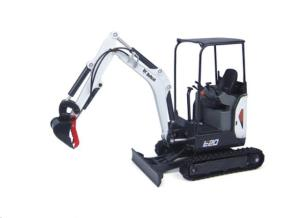 Where to find COMPACT EXCAVATOR - E20 BOBCAT in New York City Metro Area