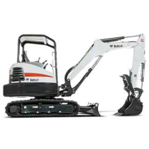 Where to find MINI EXCAVATOR - E35 BOBCAT in New York City Metro Area