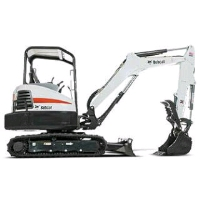 Rental store for MINI EXCAVATOR - E35 BOBCAT in New York City Metro Area NJ